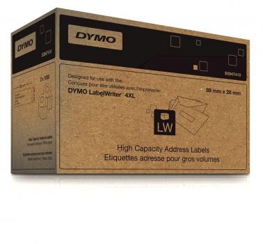 Этикетки Dymo для LabelWriter 4XL