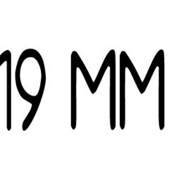 19 мм