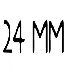 24 мм