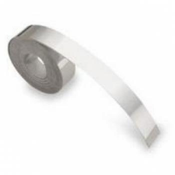 Алюминиевая лента Dymo с клеевым слоем [35800] (ширина 12мм, длина 3.65 м)